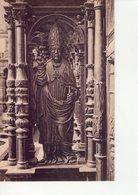 CPA - 31 - 46 - SAINT BERTRAND DE COMMINGES - LA CATHEDRALE - STATUE DE ST BERTRAND  - N° 15 - - Saint Bertrand De Comminges
