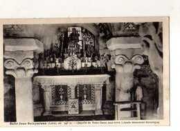 42  ST JEAN SOLEYMIEUX Chapelle De Notre Dame Sous Terre - Saint Jean Soleymieux