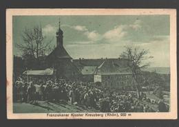 Kreuzberg - Franziskaner Kloster Kreuzberg (Rhön) - Animiert - Unclassified
