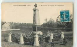 29740 - SAINT EUGENE - LE MONUMENT DES ENFANTS DE LA COMMUNE - Sin Clasificación