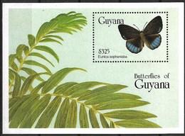 GUYANA 1994  BUTTERFLIES  MNH - Butterflies