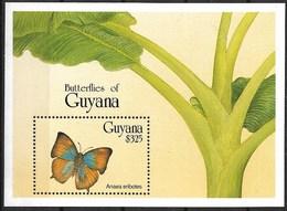 GUYANA 1994  BUTTERFLIES  MNH - Schmetterlinge