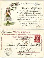 MONTREUX - FETE DES NARCISSES - FANTASY -76547- - Wereld