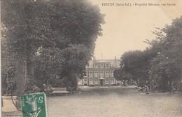 YVETOT:  (Seine-Maritime): Propriété Mérouze, Rue Carnot - Yvetot