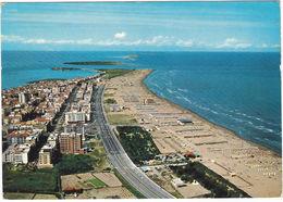 SOTTOMARINA - VENEZIA - VEDUTA AEREA - VIAGG. 1967 -77345- - Venezia (Venice)