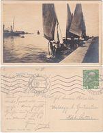 TRIESTE - PORTO - VIAGG. 1913 -84944- - Trieste (Triest)