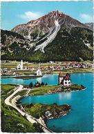 VENOSTA - VINSCHGAU - BOLZANO - RESIA NUOVA COL LAGO -71120- - Bolzano (Bozen)