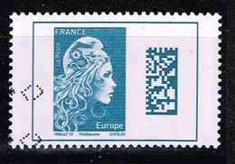 Frankreich,Michel# 7077, Yt# 5257 O Marianne L'Engagée - Usati