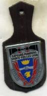 Insigne Sapeur Pompier, SAINTE FOY Les LYON___faude - Brandweer