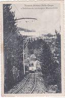 CAPRILE VERSO COL DI LANA - BELLUNO - VIAGG. 1940 -58718- - Belluno
