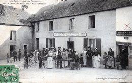 """29 LOCQUENOLE  """"Chez Kerlirzin - Au Rendez-vous Des Touristes"""" - Otros Municipios"""