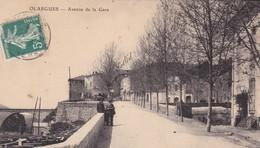 34 / OLARGUES / AVENUE DE LA GARE - Otros Municipios