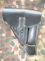 Nouveau : Holster En Cuir Pour Pistolet WALTHER PPK 7,65 Mn - Sammlerwaffen