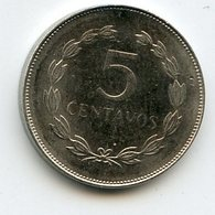 El Salvador 1994 5 Centavos - Salvador