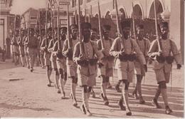 VR : Militaire : Carte Carnet : Troupes Coloniales (Cipays De L'Inde) - Personaggi