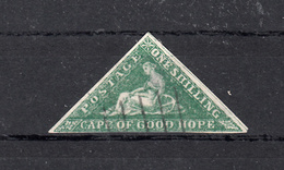 Kaap De Goede Hoop 1858 Mi Nr 4 Vals! - Capo Di Buona Speranza (1853-1904)