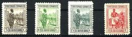 Guinea Española Nº 246/9 En Nuevo - Spanish Guinea