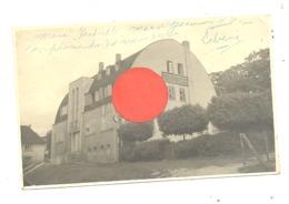 """Photo Carte - Maison En Allemagne """" Haus Sonnenschein """" Armée Belge D'Occupation Vers Bruxelles 1948A SITUER (b275) - Duitsland"""