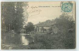 12561 - SIVRY SUR MEUSE - VUE PRISE DERRIERE - France