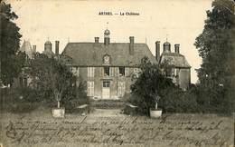 CPA - France - (58) Nièvre - Arthel - Le Château - Other Municipalities