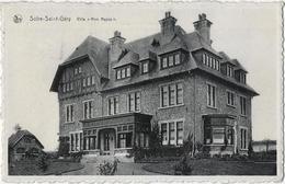 "Solre-Saint-Géry    Villa ""Mon Repos"".   -   1951   Met  Lijnstempel:  SOLRE-ST-GERY - Beaumont"