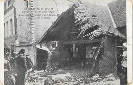 Le Désastre Du 30 Juin 1908 - Elbeuf, Rue Thuit-Anger - La Cave De M. Profichel Touchée Par La Ravine - Catastrofi