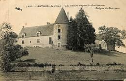 CPA - France - (58) Nièvre - Arthel - Le Vieux Château - Other Municipalities