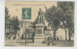 MARENNES - Place De Chasseloup Laubat - Marennes