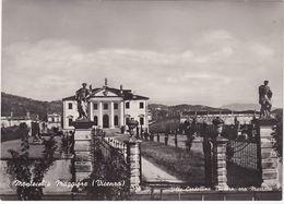 MONTECCHIO MAGGIORE - VICENZA - VILLA CORDELLINA -57525- - Vicenza