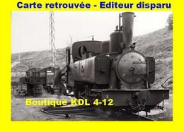 BVA 609-01 - Loco Corpet-Louvet 031 T N° 1 Au Dépôt - SAINT-JUST EN CHAUSSEE - Oise - VFIL - Saint Just En Chaussee