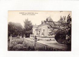 65443    Francia,  Conde-sur-Sarthe,  Chateau De La Cusseliere,  NV - Damigny