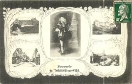 ( TORIGNE SUR VIRE )( TORIGNI SUR VIRE  ) ( 50 MANCHE ) SOUVENIR - Autres Communes