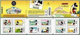 BC1582** Mickey Et La France. - Uso Corrente