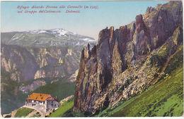 RIFUGIO ALEARDO FRONZA ALLE CORONELLE NEL GRUPPO DEL CATINACCIO - BOLZANO -67044 - Bolzano (Bozen)