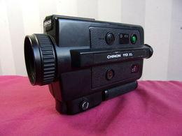 Caméra Chinon 113XL - Filmkameras - Filmprojektoren