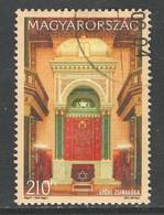 Hongarije, Yv 4672 Jaar 2017, Gestempeld Op Papier - Ungarn
