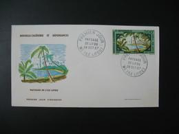 FDC Nouvelle-Calédonie 1967 N°  PA 97 - FDC