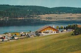 MALBUISSON. - Le Lac De St-Point- Le Camping.  CPM - Otros Municipios