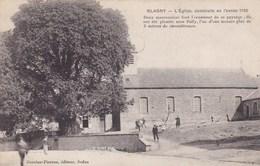 Ardennes - Blagny - L'église, Construite En L'année 1700 - Otros Municipios