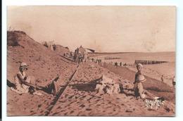 La FAUTE Sur Mer - Plage (beau Plan) - N°17971 Bergevin éditeur - Frankreich