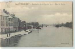 30904 - LAGNY SUR MARNE - THORIGNY / INONDATIONS DU 26 JANVIER 1910 - QUAI DE MARNE - Lagny Sur Marne