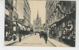 PARIS - Xème Arrondissement - La Rue De La Fidélité (commerces Dont HERBORISTERIE ) - Paris (10)