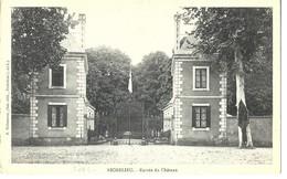 [37] Indre Et Loire > Richelieu Entree Du Chateau - Frankrijk
