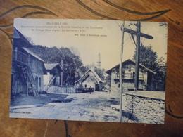 Grenoble 1925 Exposition Internationale Houille Et Tourisme Le Calvaire - Grenoble