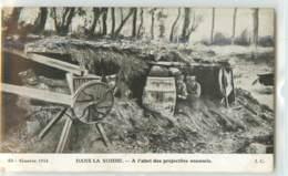 26797 - DIVERS 80 - A L ABRI DES PROJECTILES ENNEMIS - France