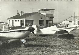 ( LESSAY    )( 50 MANCHE )( AVIONS )( AERODROME ) ( COUTANCES ) AERO CLUB - Aérodromes