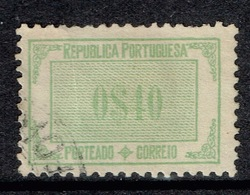 Portugal 1932/33 Postage Due Af. 49 Yv. 53 USED - Port Dû (Taxe)