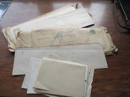 Alte Dokumente / Amtsbriefe / Hypotheken Briefe Usw. Alles 1890er Jahre! Z.T. Original Umschlag Ostenfeld Kr. Rendsburg - Historische Dokumente