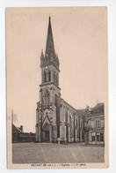 - CPA NOYANT (49) - L'Église - Photo L.V. - - Autres Communes