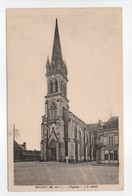 - CPA NOYANT (49) - L'Église - Photo L.V. - - France